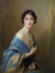 Great Britain, Queen Elizabeth, The Queen Mother of, née Lady Elizabeth Angela Marguerite Bowes Lyon; Consort of George VI 4460