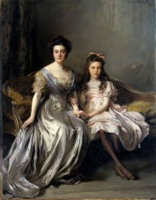Orloff-davydoff, Countess Alexander Anatolievitch, née Marie Michaelovna Zographo and her daughter Princess Peter Lieven, née Countess Marie Orloff-davydoff 9555