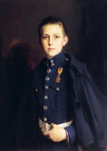 Spain, The Infante don Juan de Borbón y Battenberg, son of Alfonso XIII of 12015