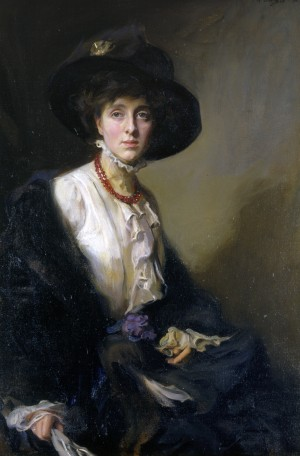 Nicolson, Lady, née the Honourable Victoria Mary 'Vita' Sackville-West; wife of Sir Harold Nicolson 7077