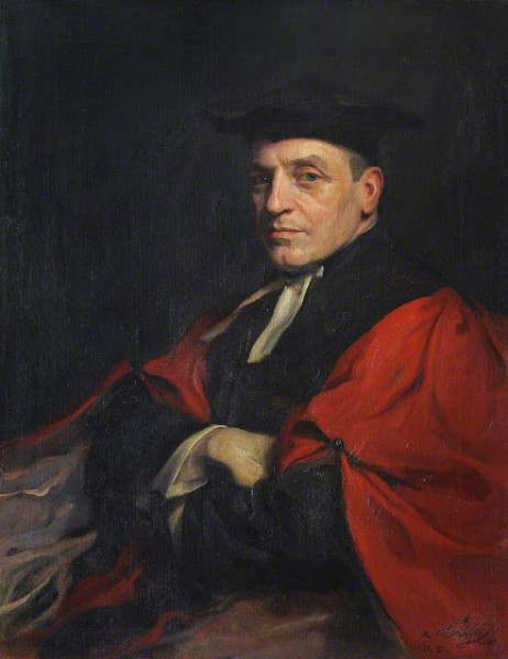 Pearce, Doctor Edmund Courtney 6585